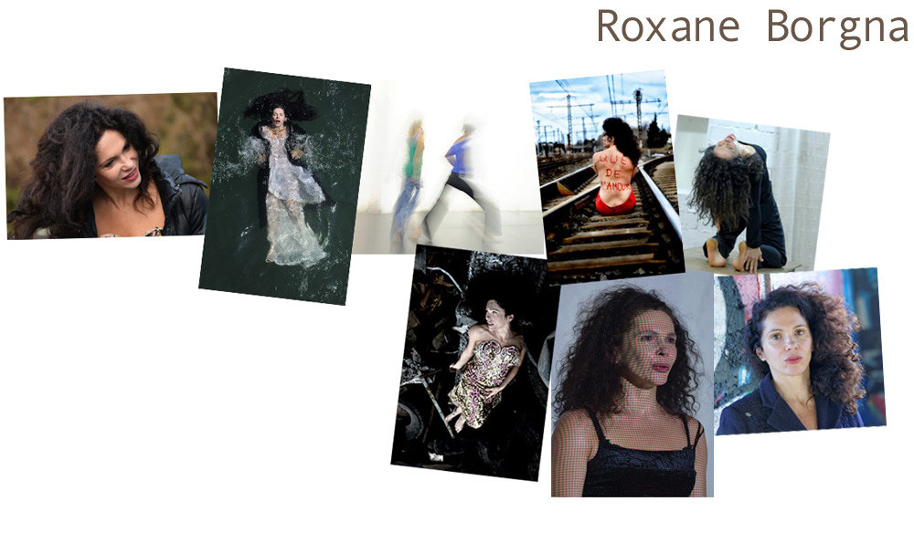 Site Officiel de Roxane Borgna, Comedienne de théâtre et chant issue du cours Florent. ...